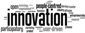 Does innovation, entrepreneurship matter to you?