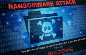 No one immune from ransomware attacks